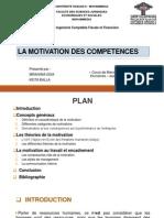 MRH_Motivation Des Compétences