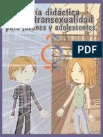 Guia Didactica Sobre Transexualidad Para Jóvenes y Adolescentes