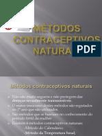 Métodos Contraceptivos Naturais