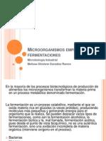 Microorganismos empleados en fermentaciones.pptx