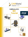 Mill Tutorial solidworks