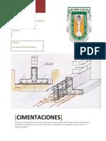 ESTUDIO DE MECANICA DE SUELOS, ANCLAJE CIMENTACION-ESTRUCTURA, MEJORAMIENTO DEL TERRENO, PROXIMIDAD A ZAPATAS EXISTENTES O LINDEROS, REGLAMENTOS APLICABLES EN CIMENTACIONES.
