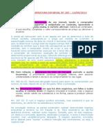 Prova - Magistratura Estadual 185 - 2014 - Direito Civil