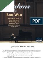 Brahms 72008 Booklet