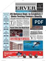 Liberian Daily Observer 04/08/2014