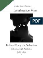 Man Refined Energetic Seduction - Chris Bale