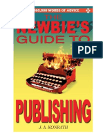 The Newbies Guide To Publishing Book