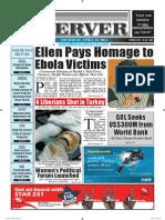 Liberian Daily Observer 04/10/2014