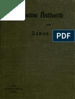 Allgemeine Aesthetik