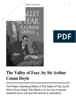 The Valley of Fear [PDF] - Arthur Conan Doyle
