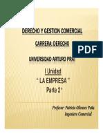 Clase Gestion Empresarial 02