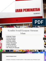 sejarah peminatan di Indonesia