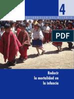 Mortalidad Infantil Peru