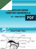 Gangguan Sendi Temporo Mandibula