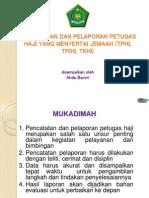 Pencatatan Dan Pelaporan 2013 Ahda