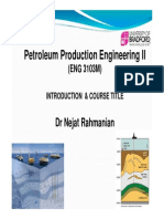 PPE 2, Introduction(Lecture 1)