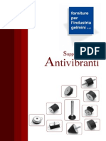 Antivibranti Catalogo 2014