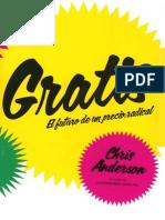 Anderson, Chris - Gratis