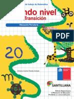 2° Nivel de Transición - Matemática - Estudiante - 2014.pdf