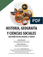 5° Básico - Historia, Geografía y Ciencias Sociales - Profesor - 2014.pdf