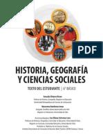 6° Básico - Historia, Geografía y Ciencias Sociales - Estudiante - 2014.pdf
