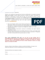 Formato de Autorizacion Por Web Esp