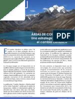 Areas de Conservación y Cambio Climático