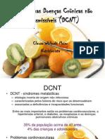 Nutrição Nas Doenças Crônicas Não Transmissíveis (DCNT