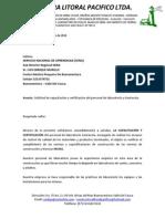 Carta Sena Constructora