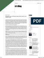 Made Pande's Blog_ Mengambil Gaya Joint Reaction Akibat Gempa Dinamik Untuk Desain Pondasi