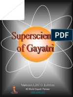 Gayatri Mantra Super Science