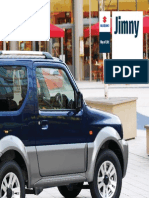 Suzuki Jimny Brochure Australia | Four Wheel Drive