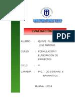 Evaluacion de Pi