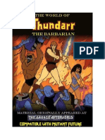 World of Thundarr