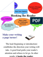 hooking the reader powerpoint