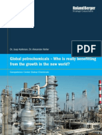 Roland Berger Global Petrochemicals 20121113