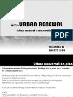 UNIT 5 Urban Renewal