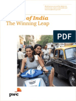 Future of India the Winning Leap