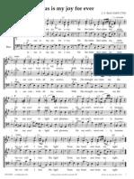 Bach, J.S - BWV 147 -