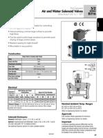 ASCO Valve 8316 Spec R1