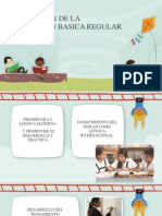 Propositos de La Educación Basica Regular