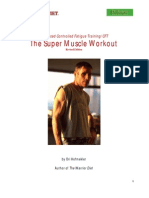 The Super Muscle Workout