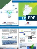 Mission Solar Brochure