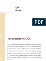 odi Online Training