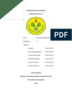 Laporan Ekologi Tumbuhan - Produktivitas
