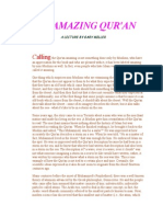 THE AMAZING QURAN-GARY MILLER