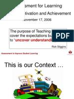 Assessment 2 Learning