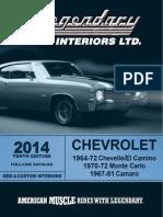 Chevrolet Catalog