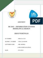 Im2042 - Is Modeling & Design
