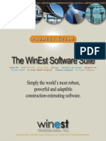 WinEst Product Guide 2012